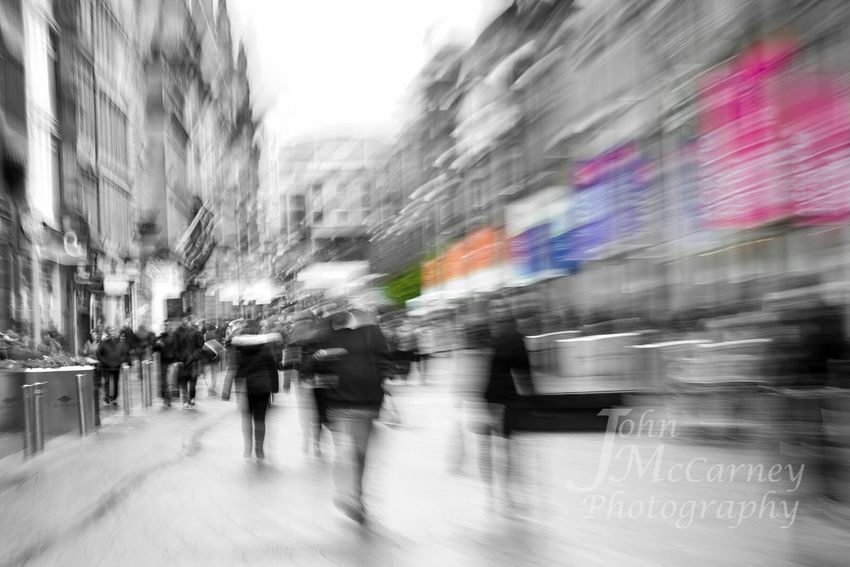 City Hussle Glasgow  Zoom Burst