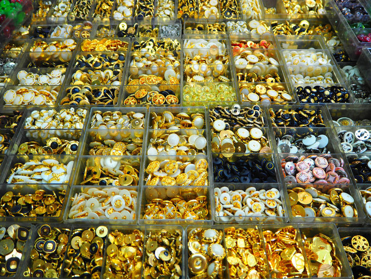 43 Golden Moments Arrangement Backgrounds Bottons Choice Collection Display Exceptional Photographs Fine Art Photography For Sale Full Frame In A Row Large Group Of Objects Market Market Stall Multi Colored No People Repetition Retail  Sale Shop Still Life Store Tadaa Community Beautifully Organized
