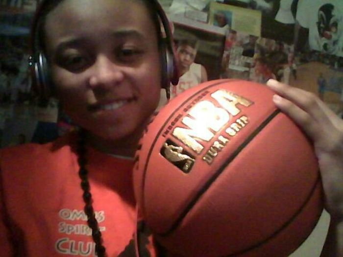 My Mom Said Imma Marry Spalding Lol