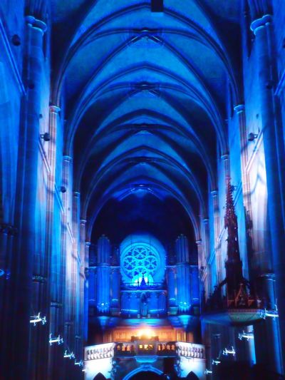 Marienkirche Reutlingen Church Kirchenschiff Orgelkonzert Architecture_collection Lamps Collection Light And Shadow Relaxing Lightshow Lights In The Dark Medieval Architecture Night Lights