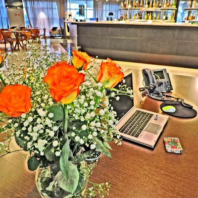 """Meninos também ganham flores!"""" 💐🌷♡Gift Corporativo Presente Flores Diageo MinhaMesa Work Ambiente Trabalho MelhoresPARAsetrabalhar Empresas Exame Ramo Eventoscorporativos Coordenador"""