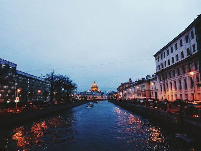 Saint-Petersburg Through My Eyes