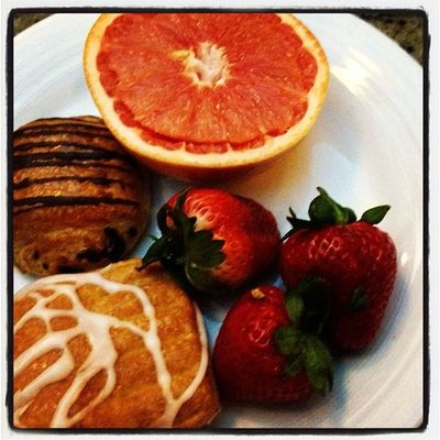 #breakfast - #healthy and #yummy - #strawberry #grapefruit #croissant #chocolate #food #coffee #photooftheday #blog #travel #hotel #starwood #spg #morning Strawberry Healthy Photooftheday Croissant Blog Grapefruit Spg Starwood Coffee Breakfast Yummy Morning Food Chocolate Travel Hotel