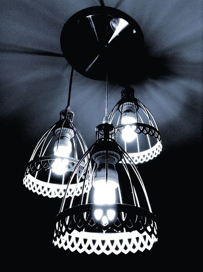 Night Lights Light In The Darkness Conquer The Dark Shade Lamp Jobless Photography