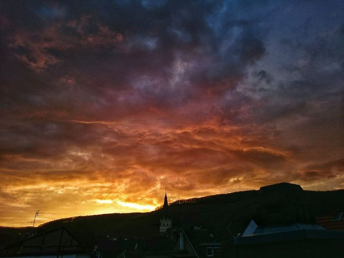 Sunset Sunrise Sunshine Clouds And Sky Beautiful Colorsplash Spring? Awesome Photography Enjoying Life