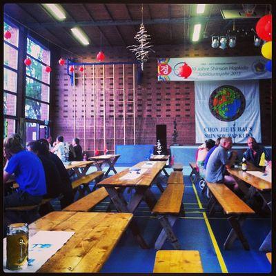 Impressions from Sinson Hapkido Summercamp Martialart Sshkd Cham Sola camp