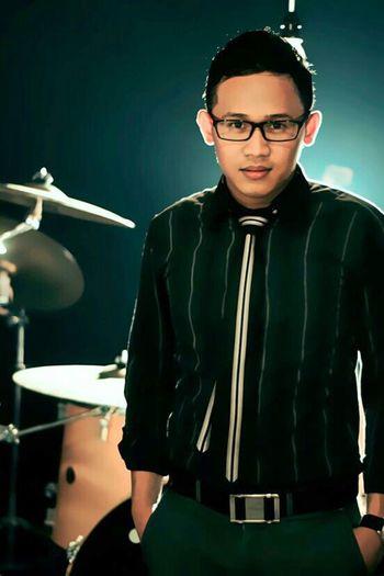Handsome Coolguy DimensiBand Indonesiansinger
