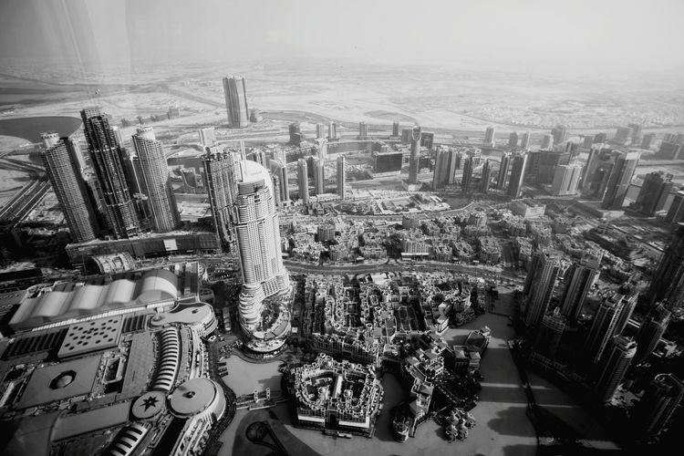 The Atmosphere Dubai Downtown Dubai No People City Cityscape Outdoors Architecture Day