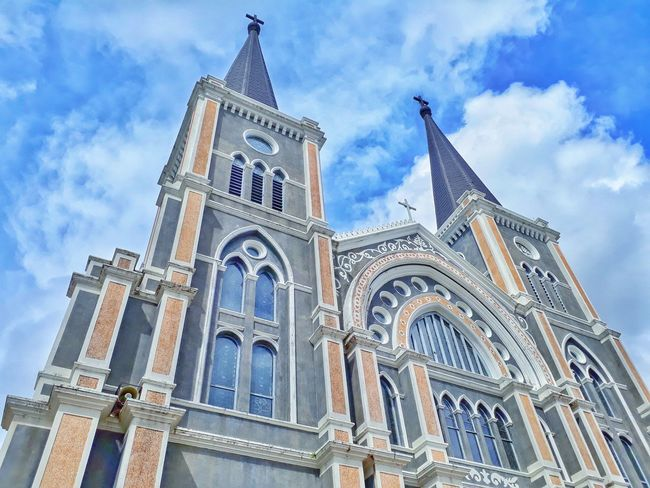 City Place Of Worship Spirituality Religion History Sky Architecture Cloud - Sky Built Structure