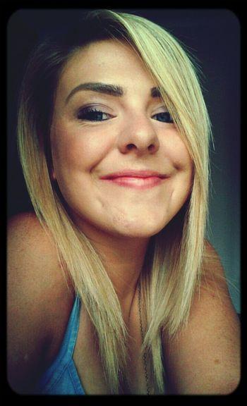 First Eyeem Photo Selfie Smile Pose