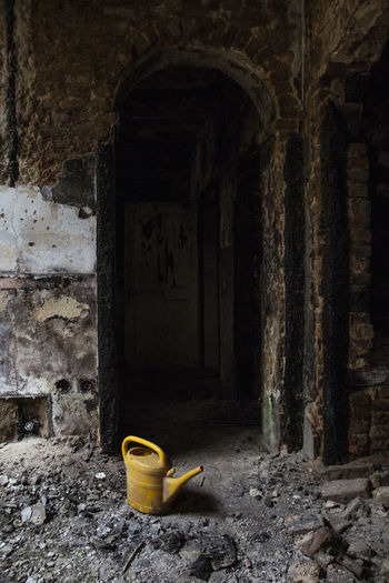 Beautiful Old Farm Urban Exploring Abandoned Architecture Black Wall Burned House Carbon Darkness And Light Day Indoors  No People Old House Soot Spooky