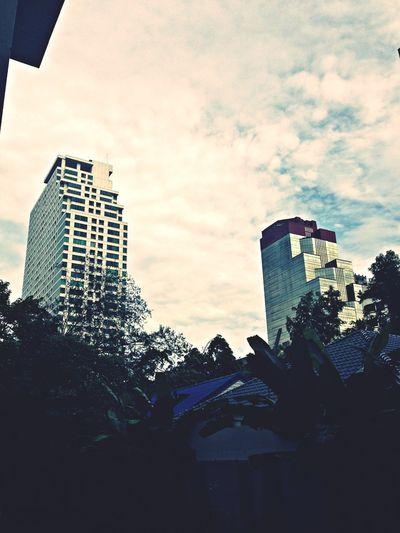 Alt+ Bangkok Buildings