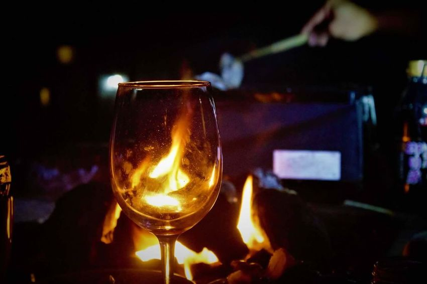 Night Alcohol Drink Focus On Foreground Lifestyles Nightlife Illuminated Close-up Indoors  Bar - Drink Establishment Leisure Activity Happy Hour People Adults Only Adult Firepithasgrownup Fire And Flames
