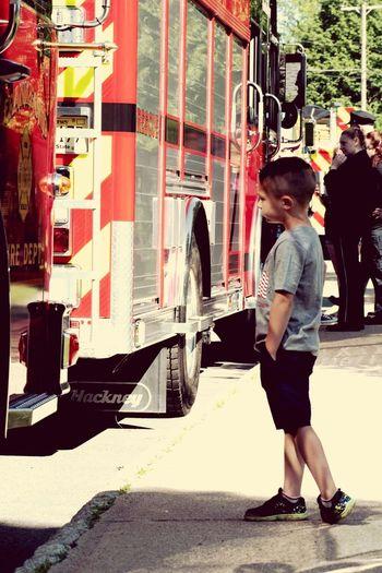 Future Firemen
