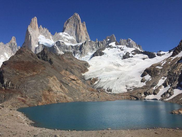Laguna de Los Tres. ElChalten Fitzroy Lagunadelostres Patagoniaargentina Argentina Argentina Photography