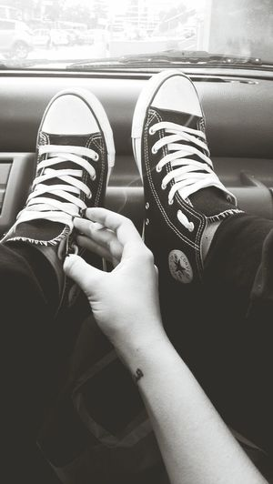 Allstars Tattooo ♥ Black And White Cigarette