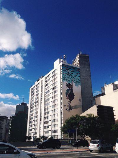 Brazil Graffiti Art Streetart Urban Sao Paulo - Brazil