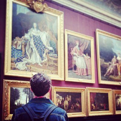 Petit tour au Château De Chantilly Art Paintings Castel France Getting Inspired