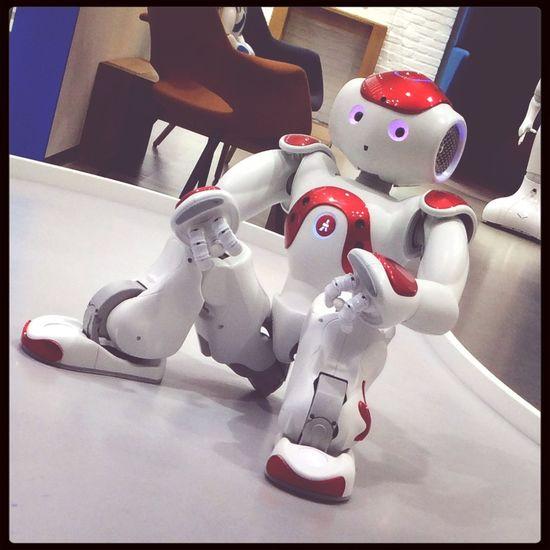この子と遊びたいw ロボット プラレス三四郎だ^_^