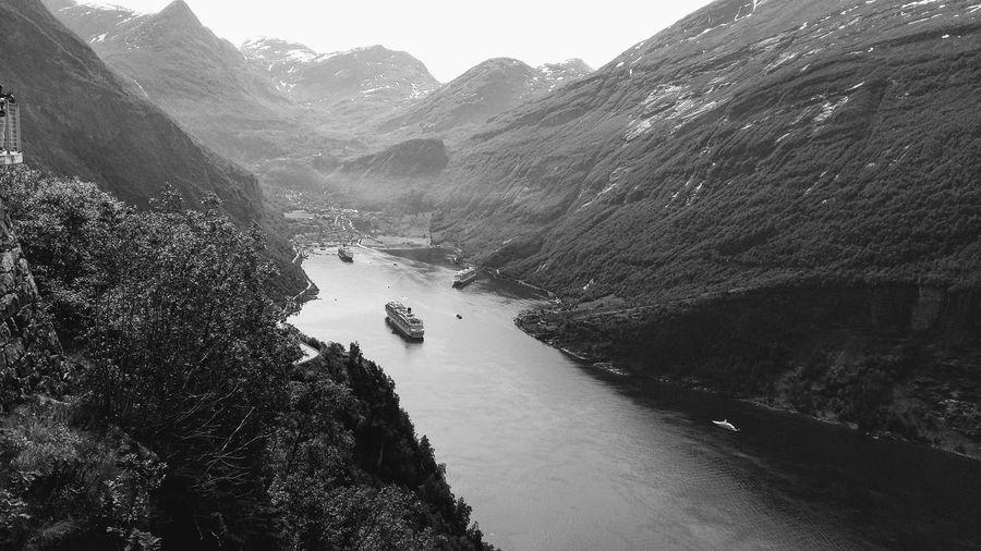 Fjord Fjordland
