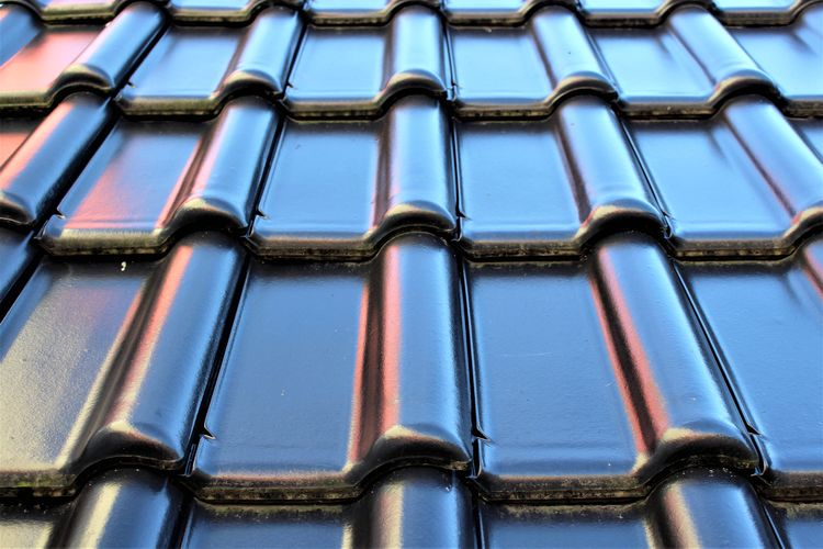 An Image of a Roof tile Architecture Background Background Texture Building Building Exterior Construction Home Home Interior House Roof Roof Tile Roofing Rooftop Texture