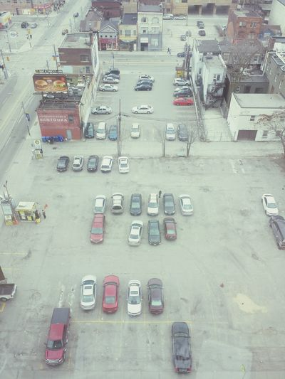 In 2015 as is in 1989, The bond place parking lots First Eyeem Photo