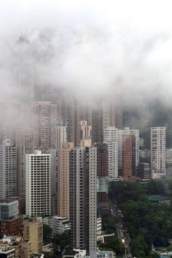 Hong Kong after