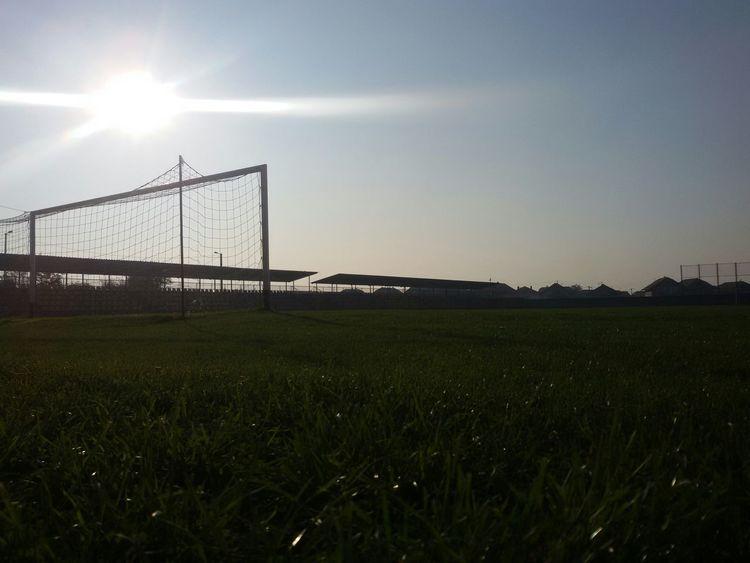 Footballfield Otherhome Stadion Trening First Eyeem Photo