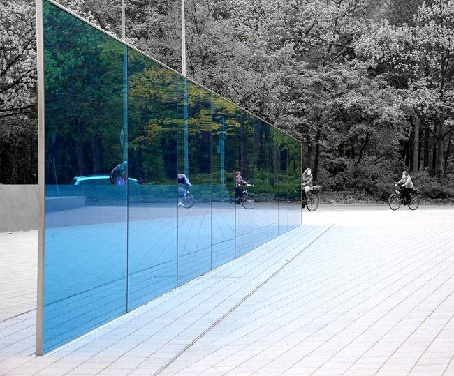 Blue Mirror Glasses ArtWork Mirrored Outdoors Gespiegelt Berlin Du Bist So Wunderbar Blue Glass Streetphotography Streetart Art Is Everywhere Art Street Galery Blackwhitecolour Berlindubistsowunderbar