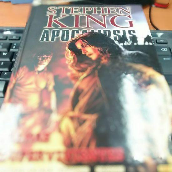 Cómic !!! Stephenking Apocalipsis