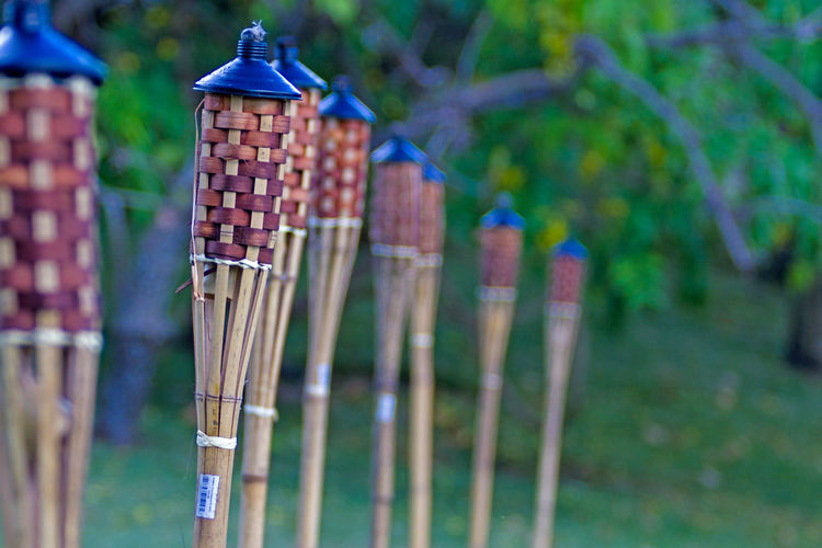 Bamboo Bamboo Fire Bamboo Material Close-up Day Focus On Foreground Nature No People Outdoors