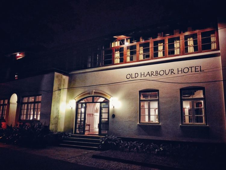 The Old Harbour Hotel near the beach of Fort Kochi Old Buildings Architecture Eyeem Architecture Fort Kochi Kochi Incredible India India Traveling Traveler Travel Asus ZenfoneSelfie