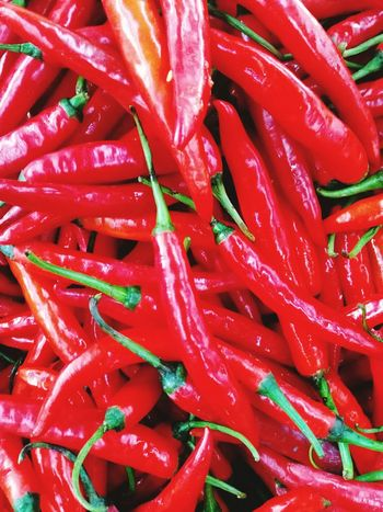 red hot chilli peppers? Chillies Red Red Color Vegetable Market Red Chili Pepper