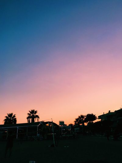 Skyncea Sunset
