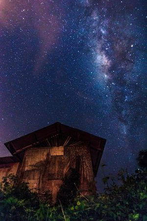 The song stars sing Night Star - Space Astronomy Milky Way Galaxy House Stars Built Structure Star Field Space No People Outdoors Sky Nature Constellation Malaysia Travel Milkyway Asdgraphy Alphauniverse Sony A6000 Sonyphotography Sonyimages Sony Low Light Lost In The Landscape