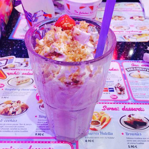Milkshake Food