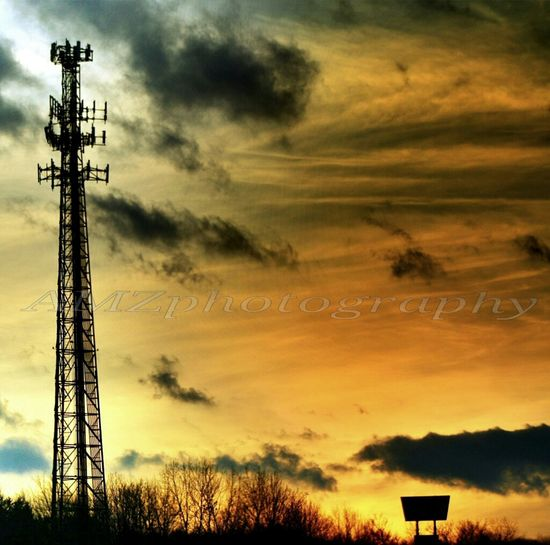 Sunset Sky Travel Canon Skyporn