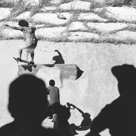 Skate Skateboard Skateboarding Sk8 Skatelife Blackandwhite Black White Nikon D600