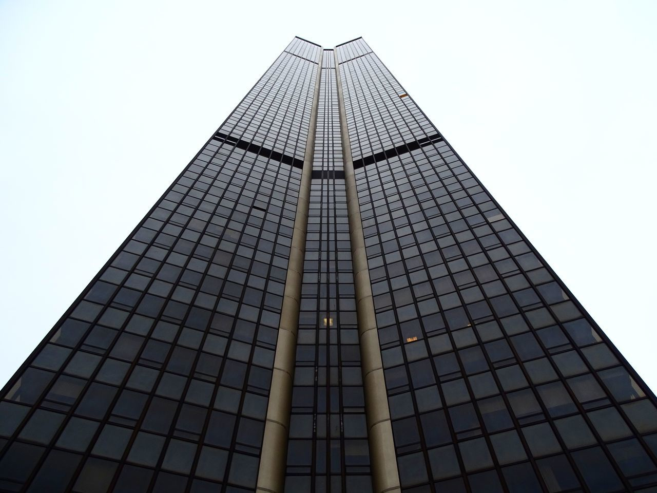architecture, modern, built structure, skyscraper, tower, low angle view, building exterior, tall, city, no people, travel destinations, corporate business, day, outdoors, sky