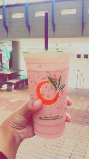 Ochaya Strawberry Tea PINKY Ssgalaxynote3 Sumsung Sweet EyeEm Best Shots