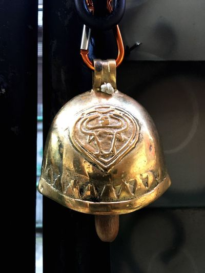 Antique Cowbell on Mydoor Javanese Traditional
