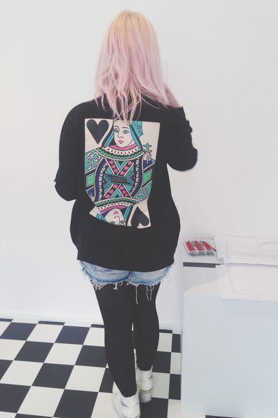 Fashion Frenchgirl Girl Street Fashion Fashion Hair Sweet♡ My Best Friend Taking Photos Hello World Color Hair