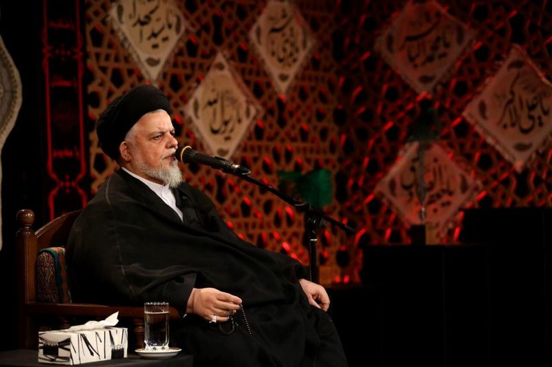 Bloodmoon Ayatollah Seyed Hossein Hashemi Nezhad this is not by me.
