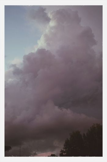 Sky Cloudscape Clouds Helloworld