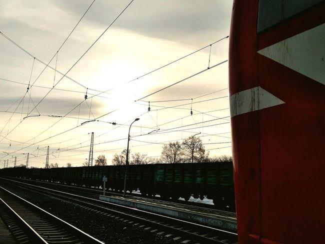 РЖД омск Rzd Omsk Train Be. Ready.