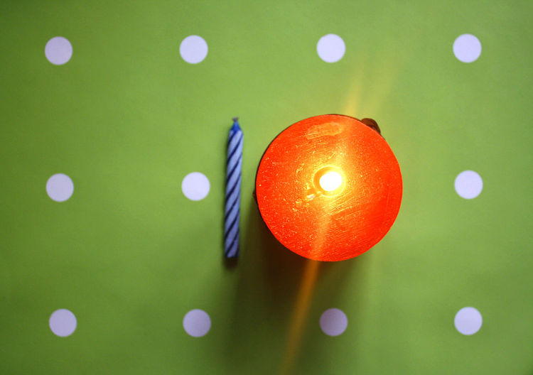 10! EyeEm Selects Premium Collection Premium Anniversary Birthday 10 Candle Candles Celebration Colors Desktop EyeEm Gallery Backgrounds Candlelight Celebration Close-up Decoration Flat Lay Glowing Green Background Illuminated Lens Flare Lighting Equipment Multi Colored No People Orange Color Popular Selective Focus Ten The Still Life Photographer - 2018 EyeEm Awards The Creative - 2018 EyeEm Awards A New Perspective On Life My Best Photo The Creative - 2019 EyeEm Awards