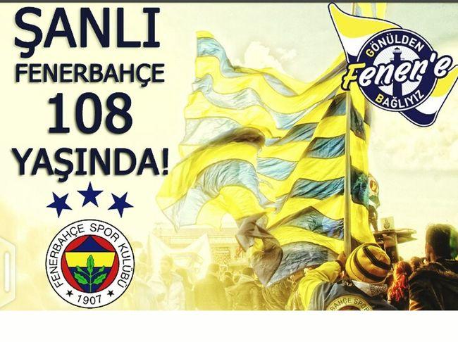 Fenerbahçe 108 Yaşında Fenerbahce  Fenerbahcem 💙💛💙💛💙💛👏👏👏👏👏👏👊👊👊👊👊😍😍😍😍😍😍😍😍😍