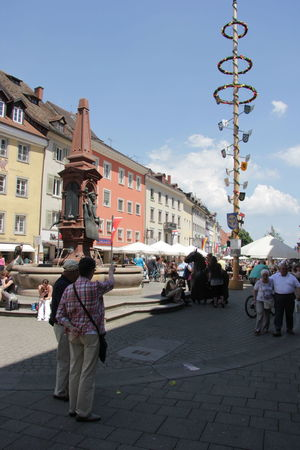 City City Life Constance Deutschland Famous Place Germany Konstanz Street Tourism Urban Wide Angle