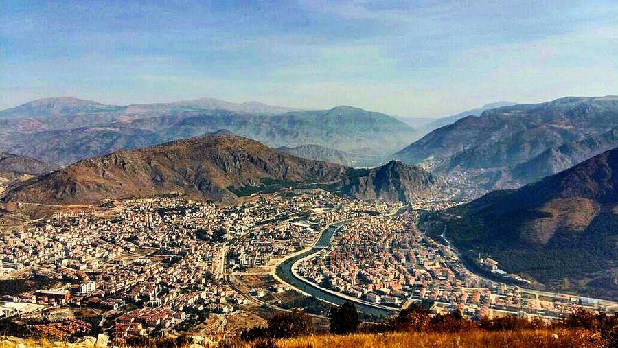 Amasya Amasya City Amasya/Turkey Amasyagüzeldir Amazing View MyCity❤️ Mycity