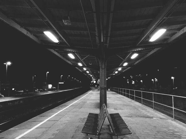 Streetphotography Public Transportation Jena Blackandwhite